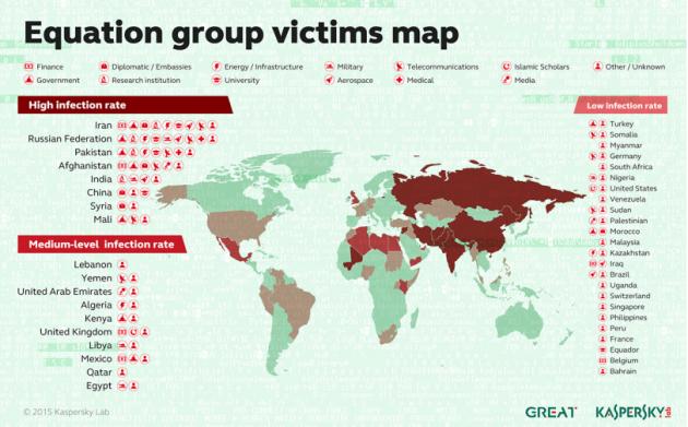 victim map